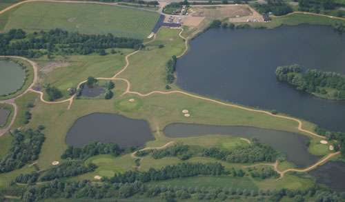 BRAMFORD GOLF CENTRE