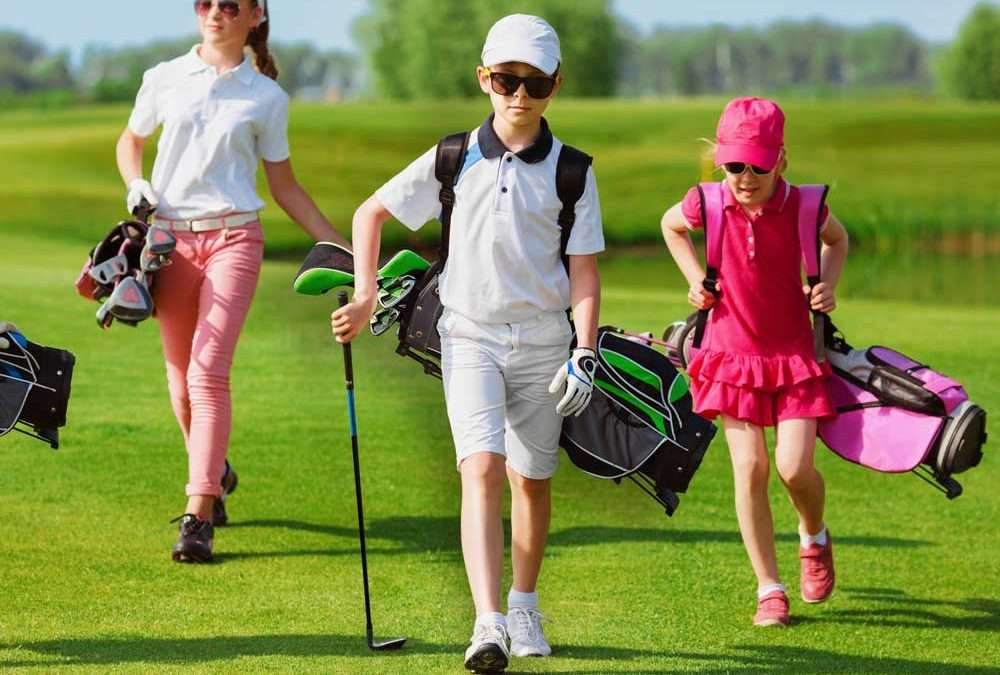 English Girls Open Amateur Championship – Three Suffolk girls trying out their game ….