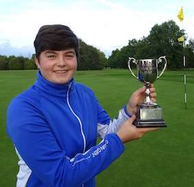 Junior Matchplay Title