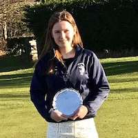 Georgia Parker, Junior County Captain 2019