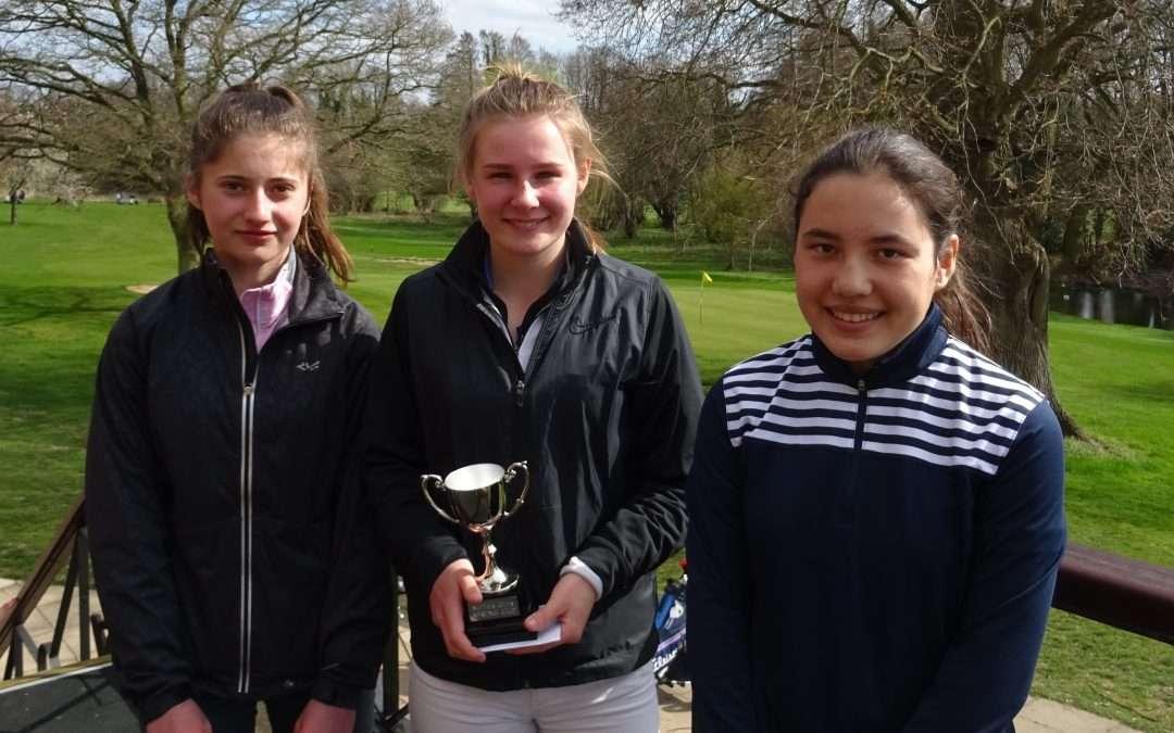 Suffolk Girls Spring Cup.