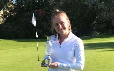 Georgia takes top Nett prize at Suffolk Ladies Championship