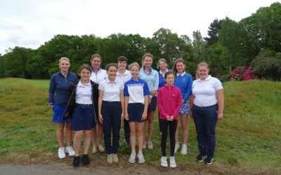Suffolk Girls County 1st Team Vs. Suffolk Ladies County 1st Team