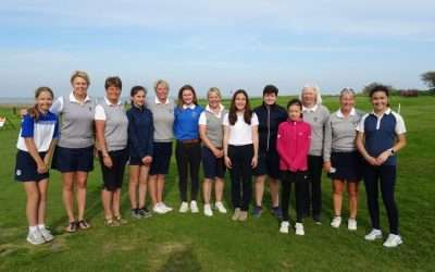 Suffolk Girls County 1st Team Vs. Felixstowe