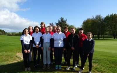 Suffolk Girls County 1st Team Vs. Bury St Edmunds