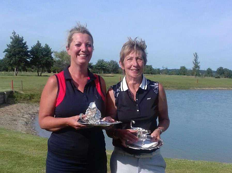 Coronation Foursomes 2019 - Lizzie Laflin and Fiona Ferrie