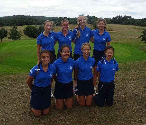 Junior County Match Week at Wensum Valley Golf Club – Day 1