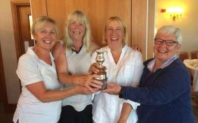 Suffolk Golf Day at Hintlesham…