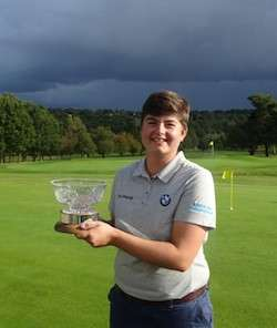 East Region Ladies Championship 2019 - Alice Barlow