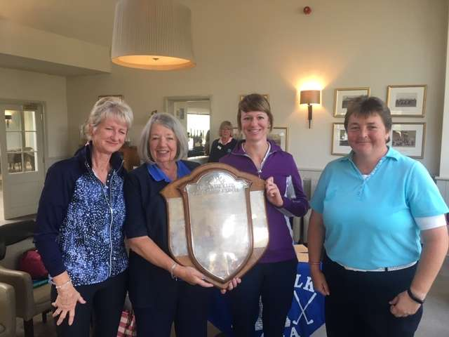 Div 1 Challenge Shield 2019 - Mesdames Symonds, Luckman & Hitchcock