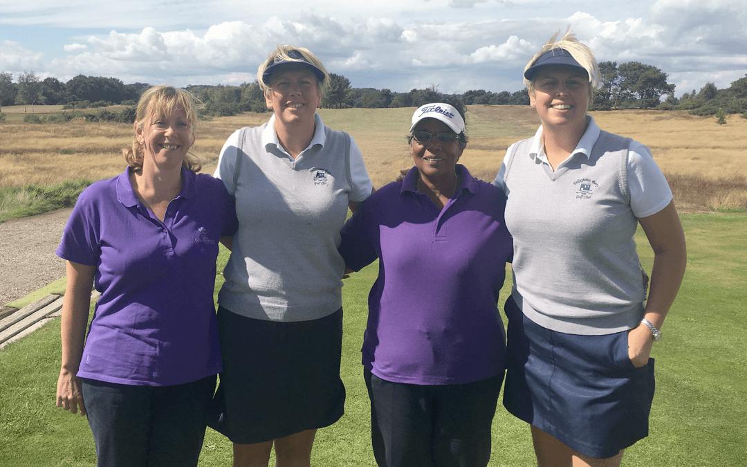 A Golfing Treat at Bungay