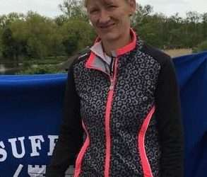 Fiona Edmond, Seniors Strokeplay and Matchplay Champion.