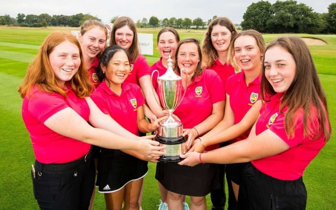 Surrey crowned English Women's County champions