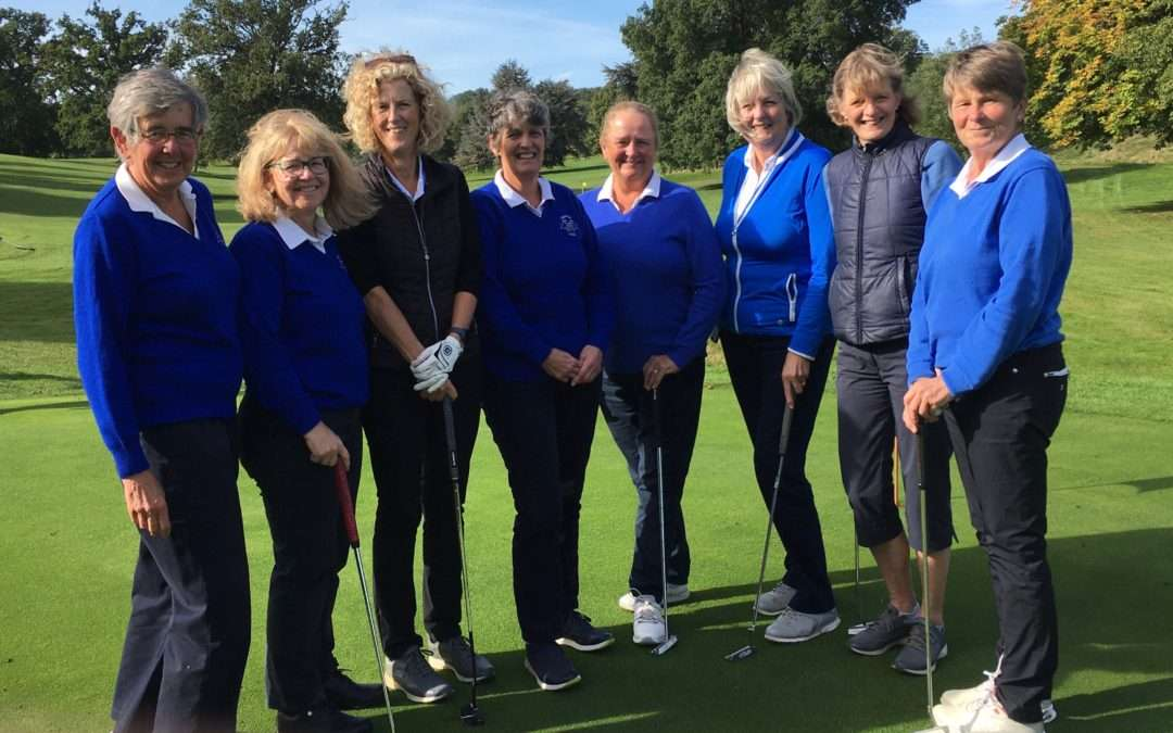 Suffolk Seniors v Hertfordshire Seniors